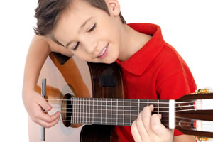 Private Guitar Lessons For Kids in Vancouver